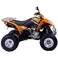 Maxxer 250 On Road / Off Road LA50BE / LA50BD