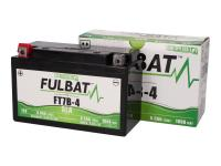 Batterie Fulbat FT7B-4 SLA