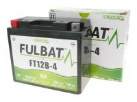 Batterie Fulbat FT12B-4 SLA