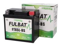 Batterie Fulbat FTX5L-BS GEL