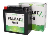 Batterie Fulbat FB9-B / 12N9-4B1 / 12N9-BS GEL