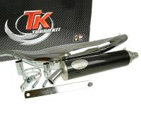 Auspuff Turbo Kit Road RQ Chrom - Aprilia RS50 2000-2005