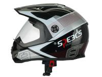 Helm Speeds Cross X-Street Graphic rot